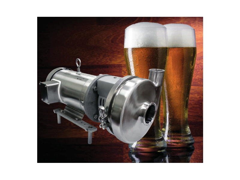 Craft Brew Pumps - Ampco